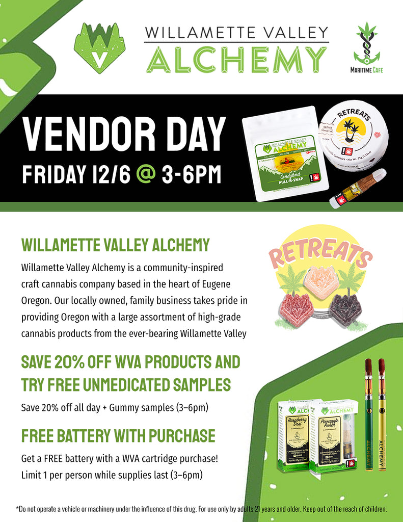 Willamette Valley Alchemy