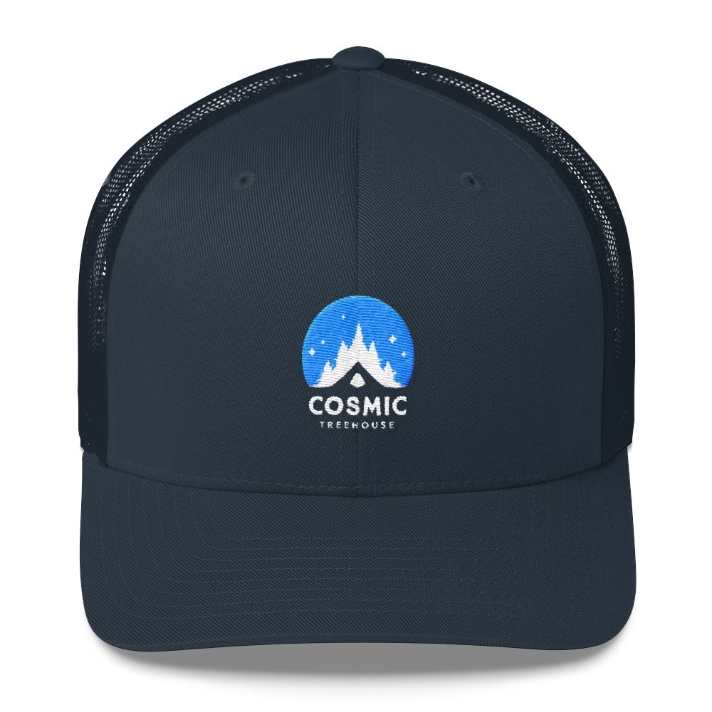 Cosmic Treehouse Trucker Cap