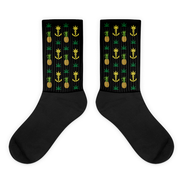 Maritime Pineapple Kush Socks