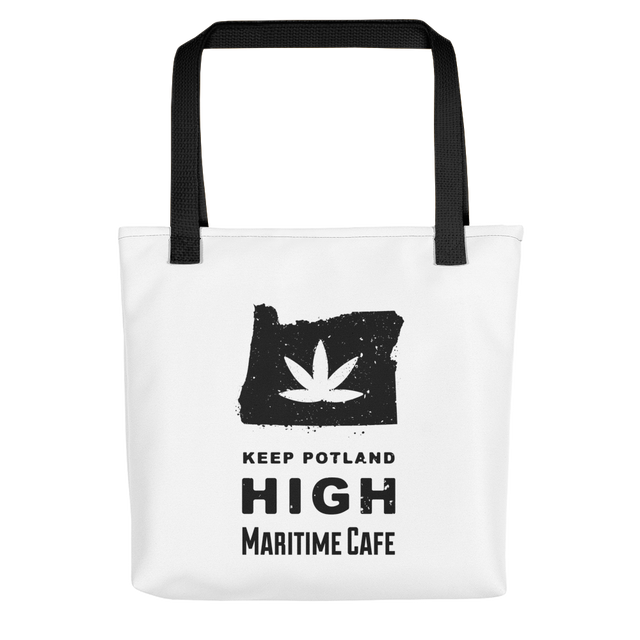 Keep Potland High Tote