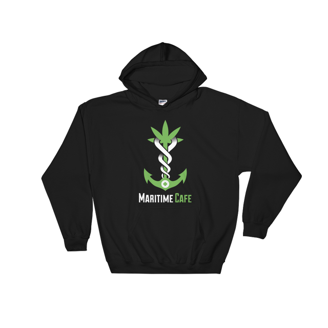 Classic Maritime Cafe Hoodie