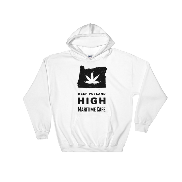 Keep Potland High Hoodie (Light)