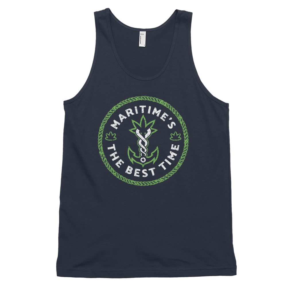 Maritime's The Best Time - Unisex Tank
