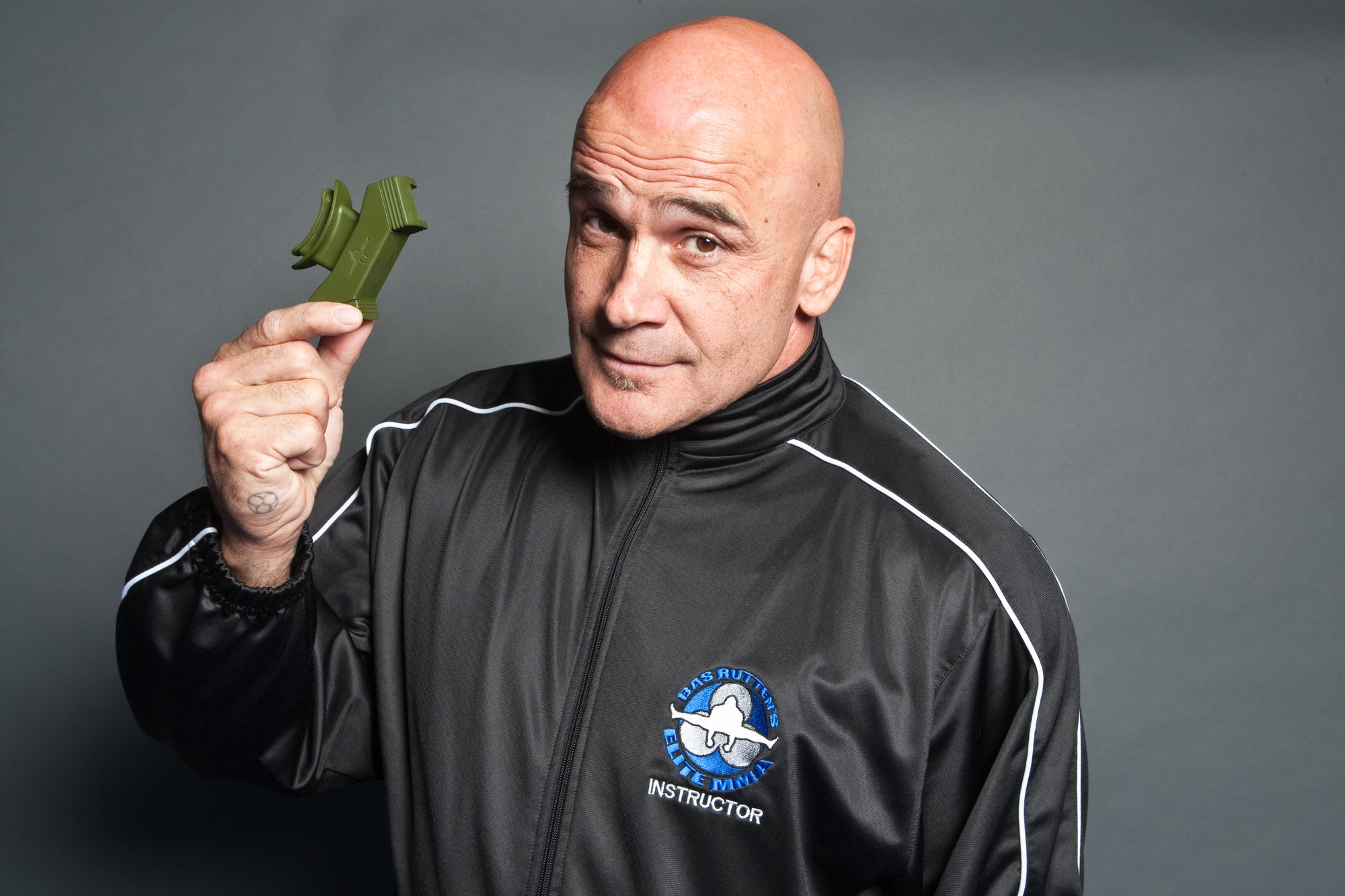 Bas Rutten on Overcoming Asthma with the O2LungTrainer