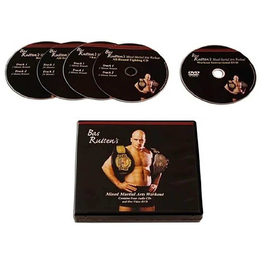 Bas Rutten's Mixed Martial Arts Workout DVD