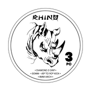 RHINO 3 PC TRACTION PAD