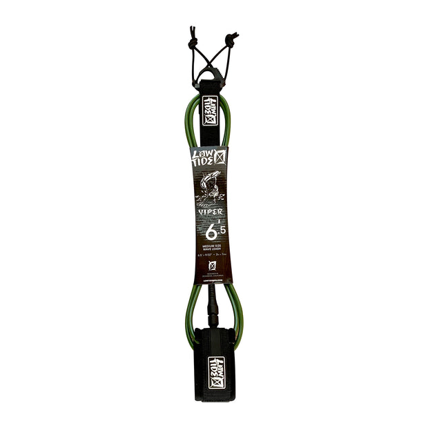 VIPER 6'.5 MEDIUM WAVE LEASH