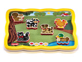 'Farm Magnetic Puzzle