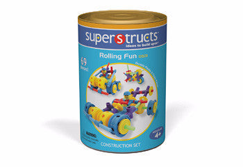 Superstructs Rolling Fun