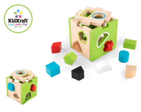 Shape Sorting Cube