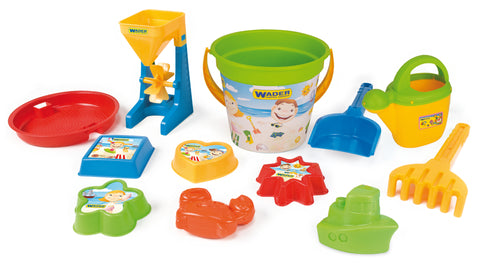 'Wader Sand & Water Set 12 pc