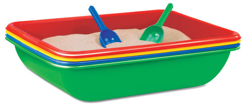 Sand and Water Activity Trays