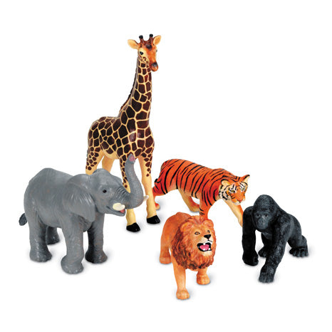 Jumbo Animals Sets