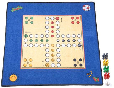 'Game Carpet Ludo