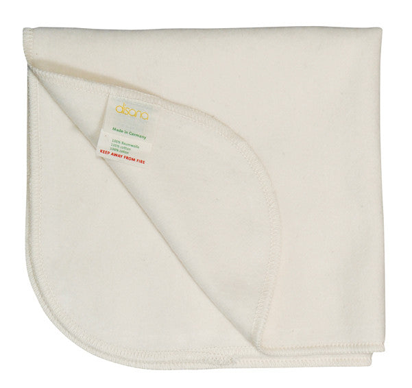 Disana Diaper Liner Brushed Organic Cotton 3 pack