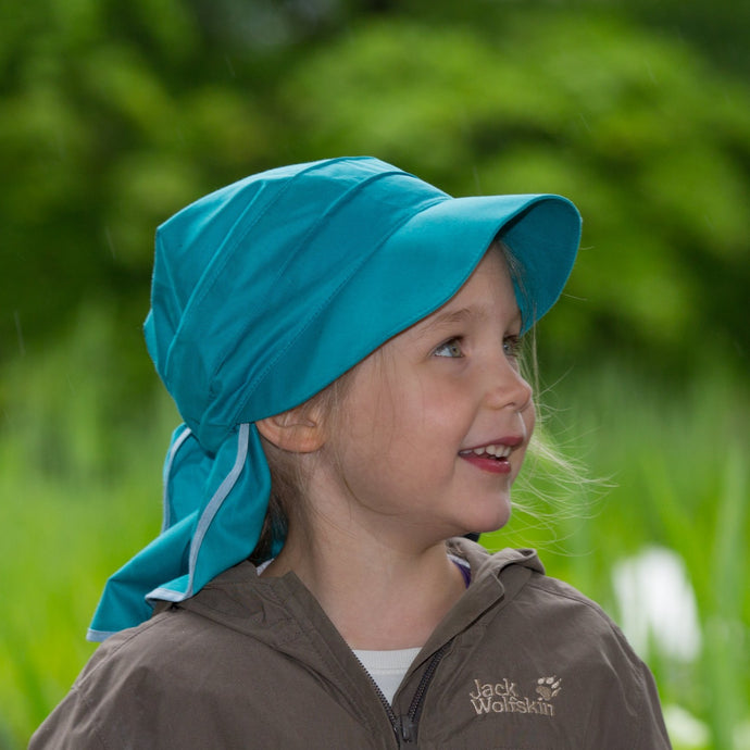 Pickapooh Cora Sun Hat, Organic Cotton SALE
