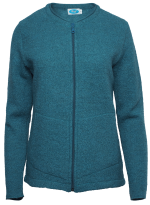 Reiff Women Nici Jacket, Merino Wool Fleece