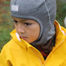 Pickapooh Balaclava, Organic Wool/Silk for the Whole Family