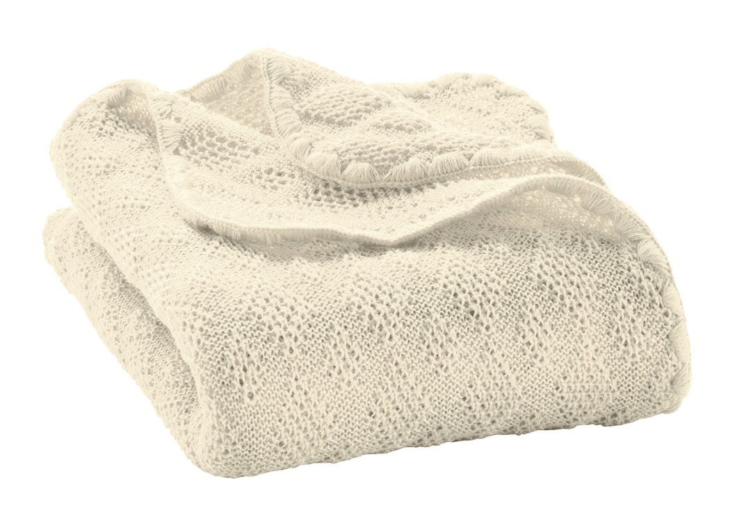 Disana Baby Blanket, Knitted Wool