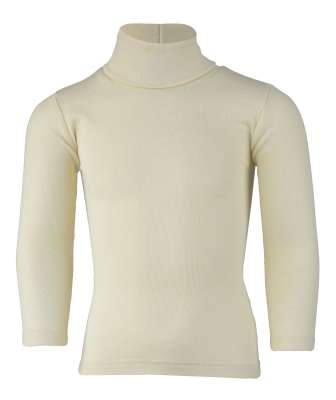 Engel Child Turtleneck, Wool/Silk