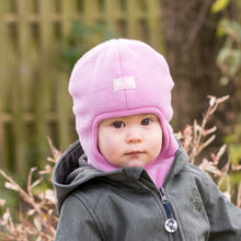 Pickapooh Balaclava, Organic Wool Fleece, for the Whole Family