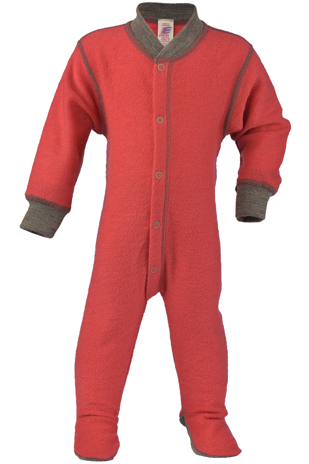 Engel Baby/Child Sleeper, Wool Terry