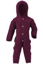 Engel Baby Overall, Wool Fleece