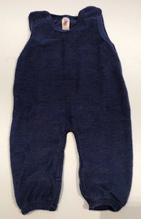 Engel Baby Romper Wool Terry, without feet - SALE