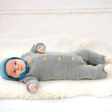 New Disana Overall, Knitted Wool