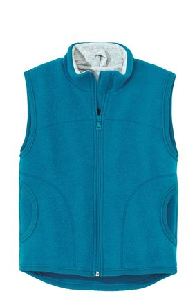 Disana Child Vest, Boiled Wool