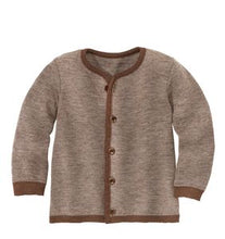 Disana Child Cardigan, Knitted Wool