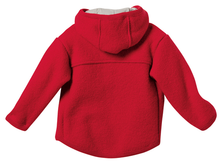 Disana Baby/Child Hooded Jacket, Boiled Wool - SALE