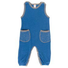 Engel Baby Romper Wool Terry, without feet