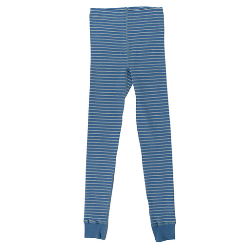 Hocosa Child Longjohn, Wool, Striped