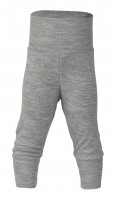Engel Baby Pants, Wool/Silk