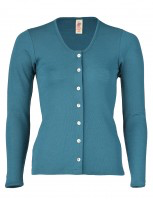 Engel Women Cardigan, Organic Merino Wool