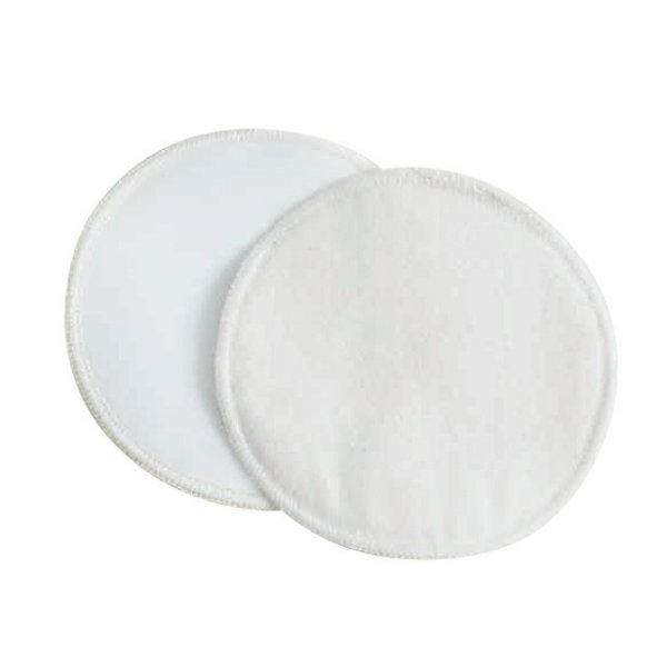 Disana Nursing Pads, Cotton/Micro-Fibre