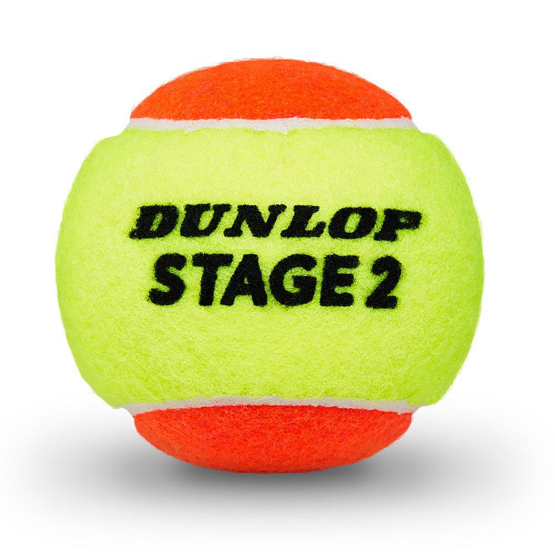 Dunlop Play & Stay Orange Junior Balls