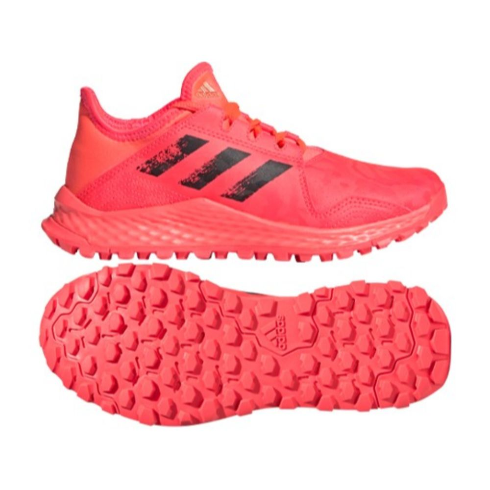 Adidas Youngstar Hockey Shoe Pink