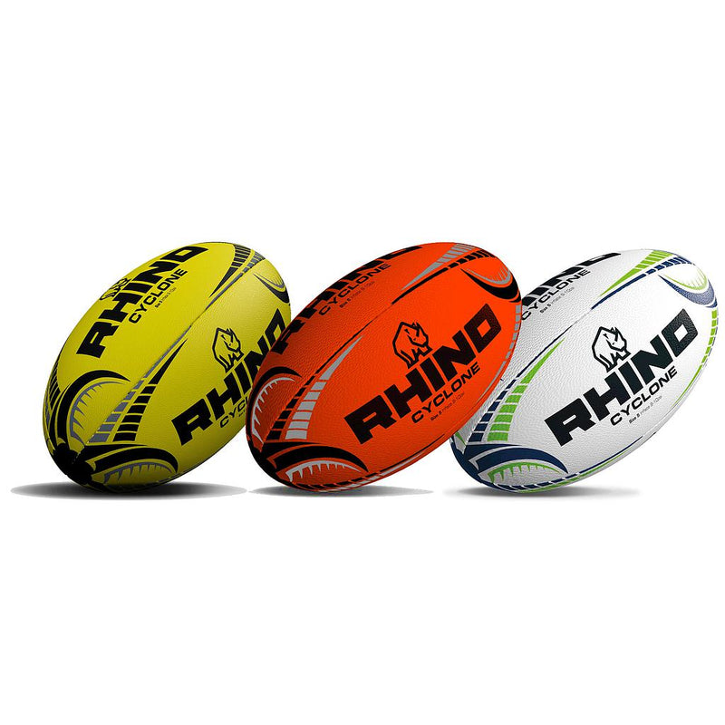 Rhino Cyclone Rugby Ball