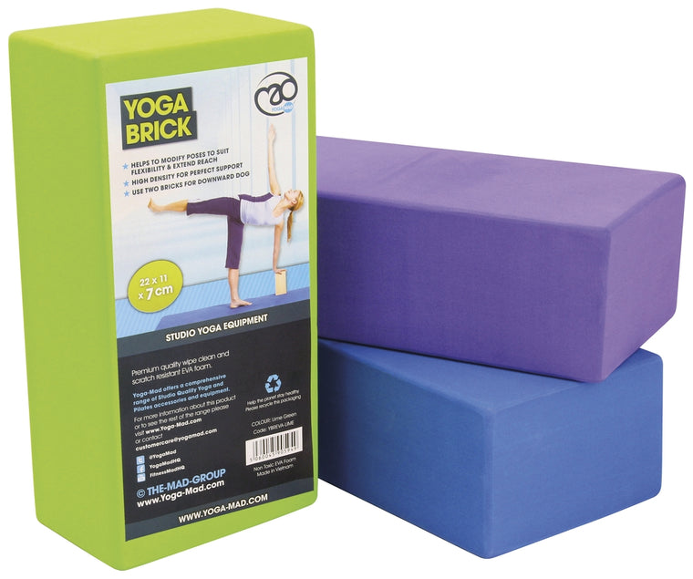 Fitness Mad Yoga Brick