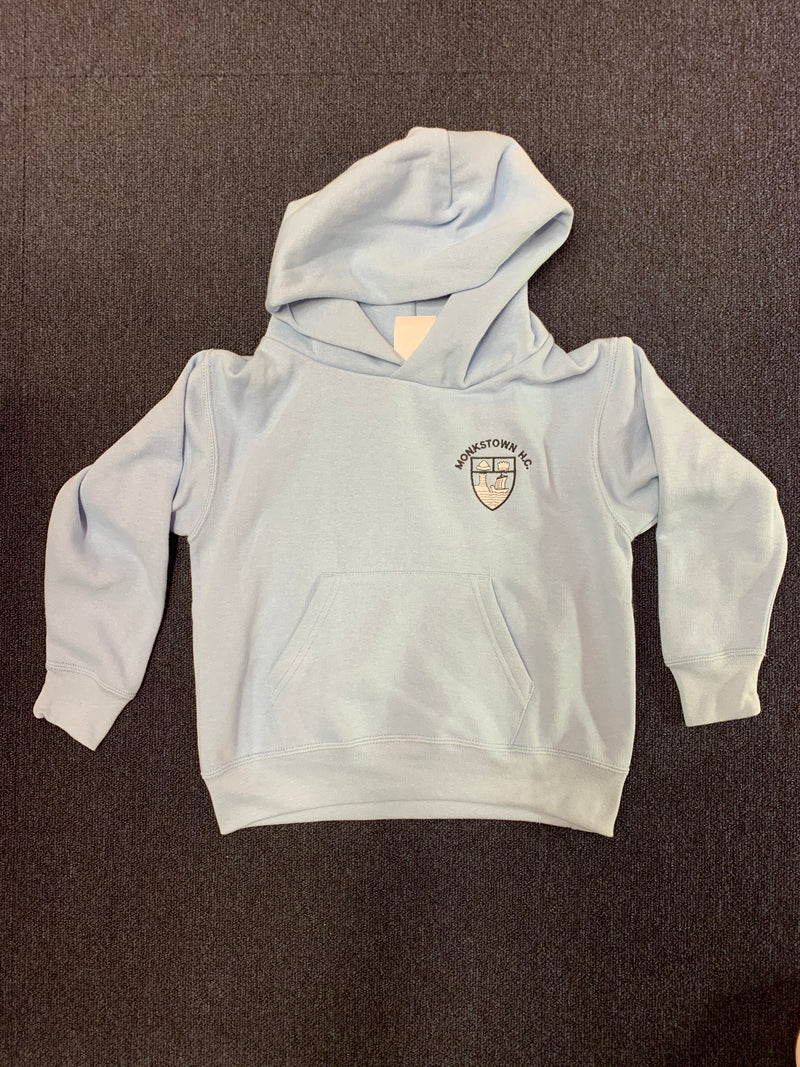 Monkstown Hockey Sky Blue Hoodie