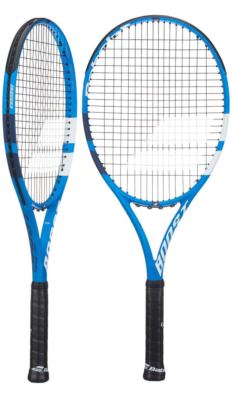 Babolat Boost Drive Blue Senior Tennis Racket