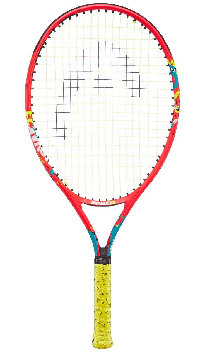 "Head Novak 23"" tennis racket"