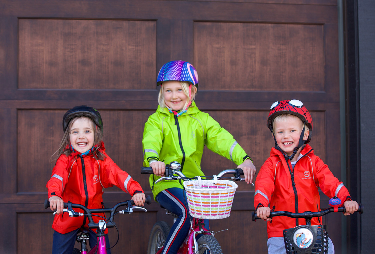 Tips for Cycling with Children