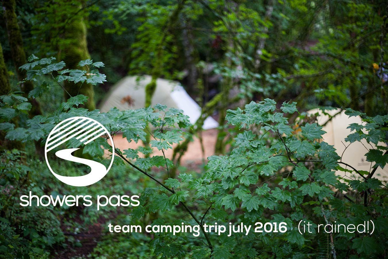 Showers Pass Team Camping Trip!