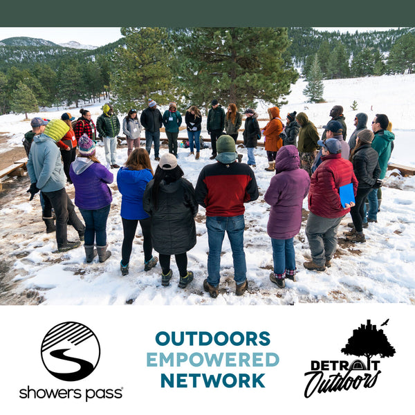 Outdoors Empowered Network Youth Leadership Training