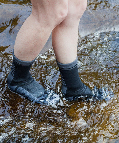 Lightweight Waterproof Socks-Crosspoint Classic
