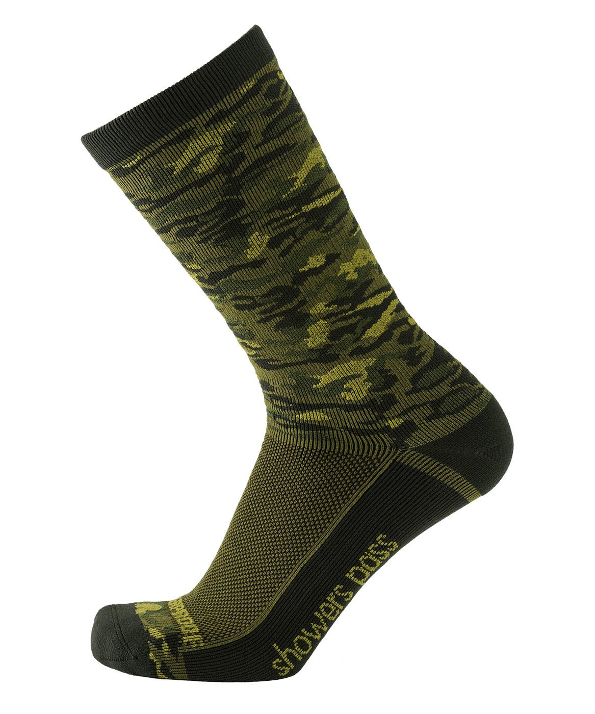 Lightweight Waterproof Socks-Crosspoint Camo