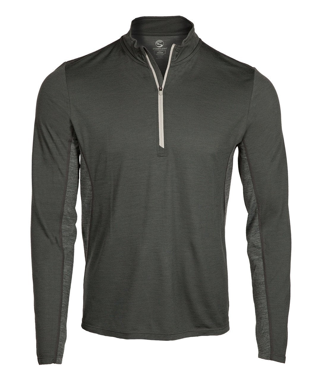 Men's Ridgeline Half-Zip LS Shirt